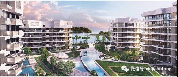 新加坡 珊瑚景:独一无二的高档海滨现房公寓,促销活动中!