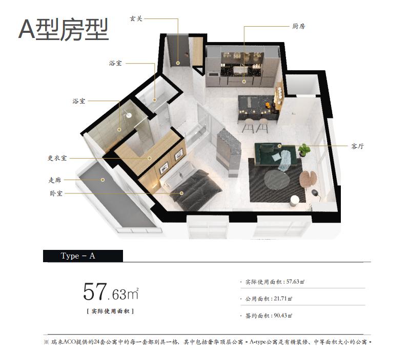 韩国首尔江南区高级公寓 买房送长期居留签证服务,编号45516