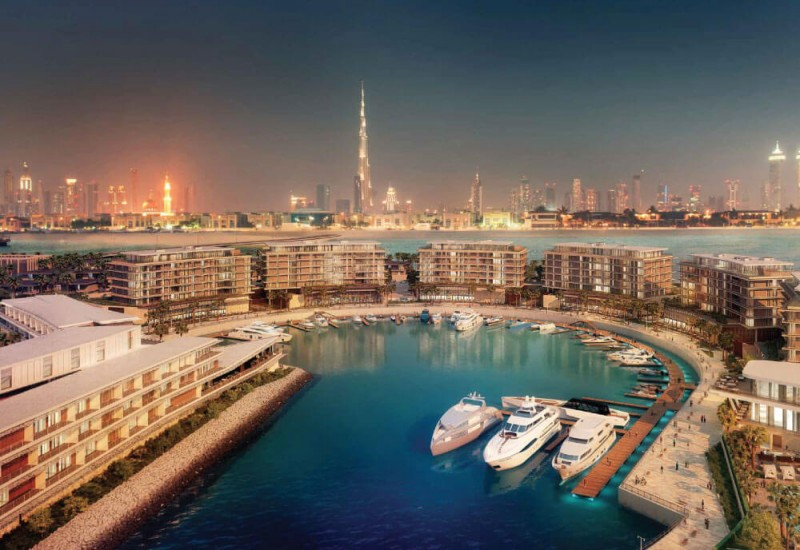 迪拜顶级奢华现房海景公寓:宝格丽品牌度假住宅