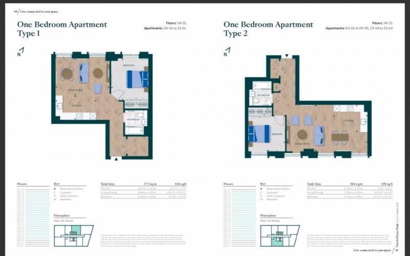【海阁置业】伦敦东区中心公寓TwelveTrees Park