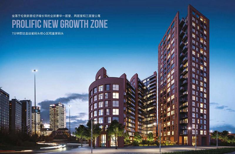 交通便利 高薪资 未来金融中心:欧杰公寓
