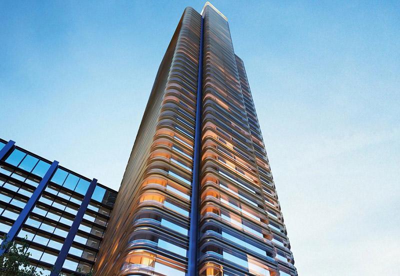 金融中心 黄金地段 优质设计:资本大厦