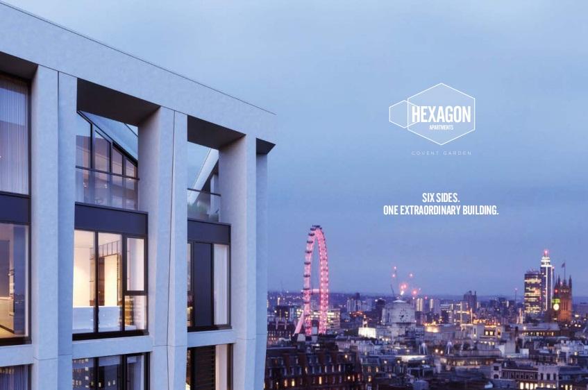 俯瞰伦敦 设施齐全  活力街区:海康公寓