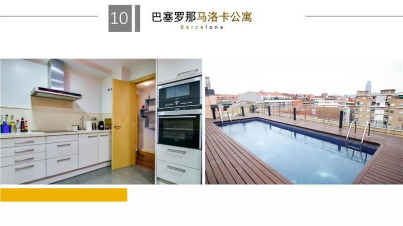 巴塞罗那扩展区圣家堂附近4房大户型公寓 房价89万,编号46080