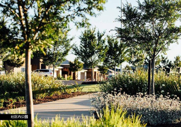 墨尔本东南区【Eliston】综合开发社区项目别墅