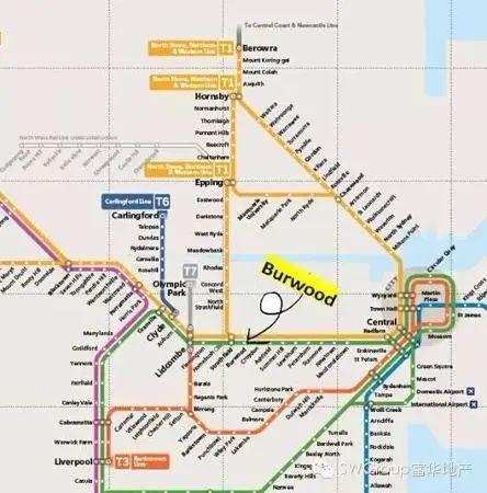 澳洲悉尼BURWOOD-一个你来了就不想走的地方!,编号46192