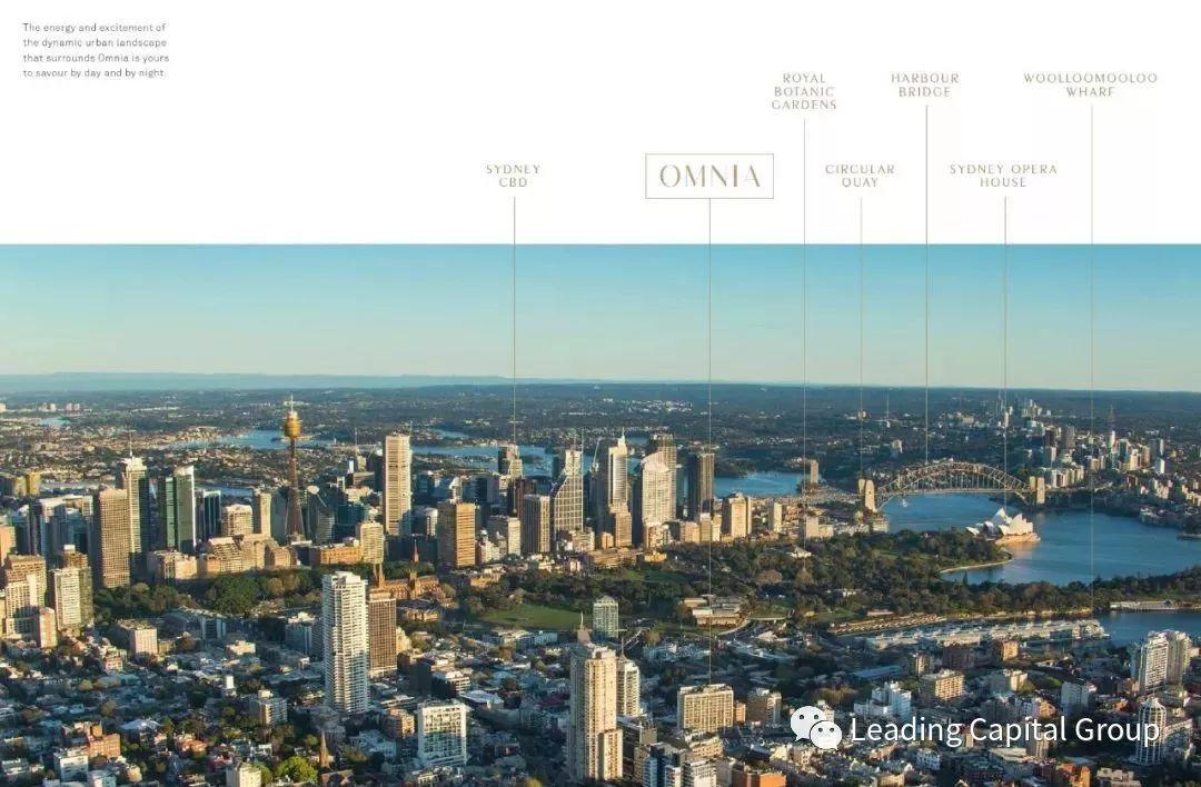 悉尼Potts Point新地标【Omnia】绿地集团打造,编号46204