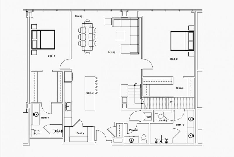 【海阁置业】美国南加州帕萨迪纳顶级公寓 388