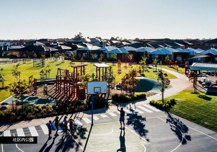 【Eliston】综合开发社区项目别墅