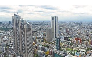 东京不动产的投资魅力与现状--投资房产的要点