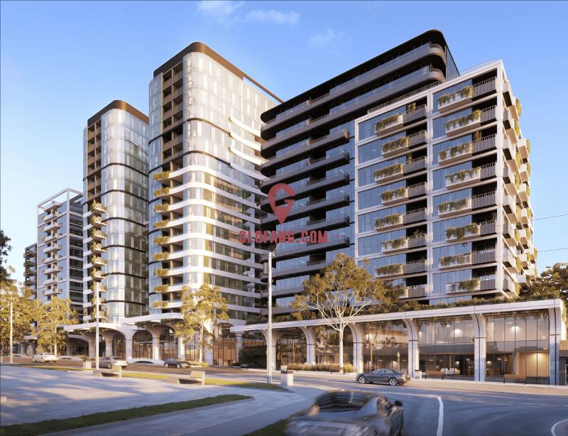Ivanhoe富人区视野开阔高性价比公寓