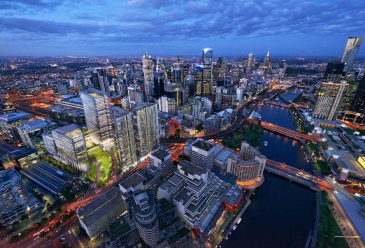 澳大利亚维多利亚州Docklands的房产,628 Flinders Street,编号56202860
