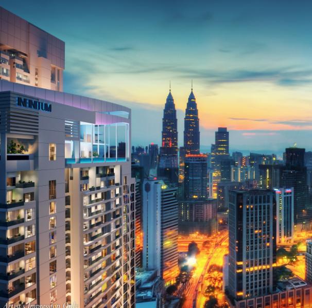 马来西亚吉隆坡TheLuxeByInfinitum-1房