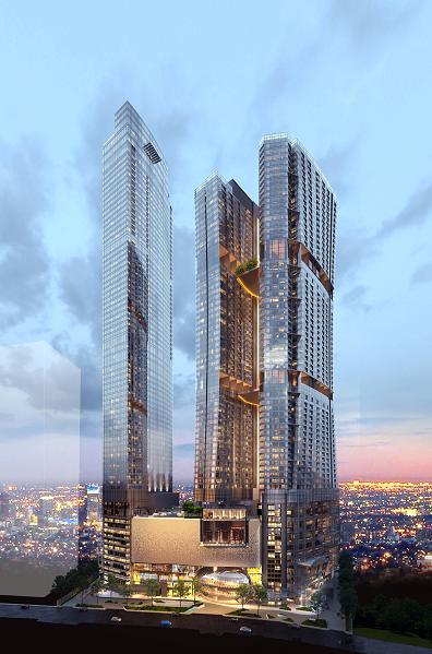 马来西亚吉隆坡KLCC高端品牌公寓8 Conlay - 3房