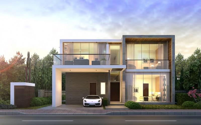 迪拜房产投资:达马克山庄,芬迪品牌别墅仅459万RMB起