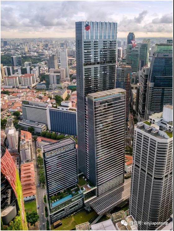 华丽世家-新加坡最高楼,现房可拎包入住