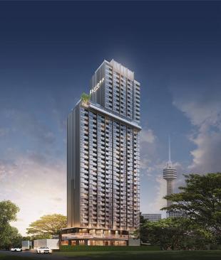 泰国芭提雅帕诺拉海景公寓期房 - The Panora