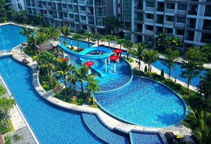 泰国芭提雅现房公寓 Dusit Grand Park一期