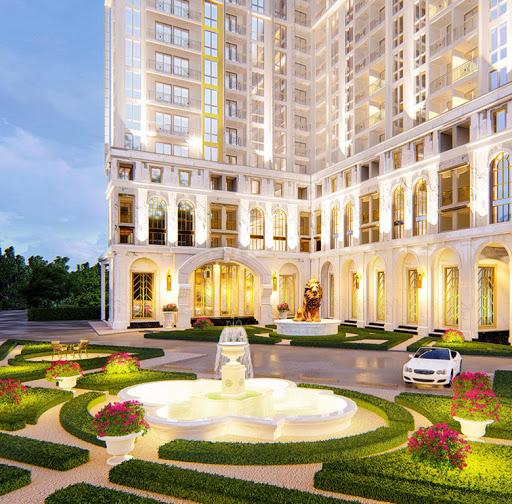 泰国芭提雅公寓 中天帝国大厦
