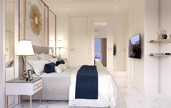 泰国芭提雅公寓 中天帝国大厦,编号46721