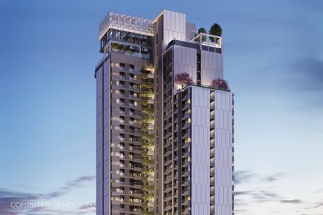 泰国芭提雅期房公寓ONCE
