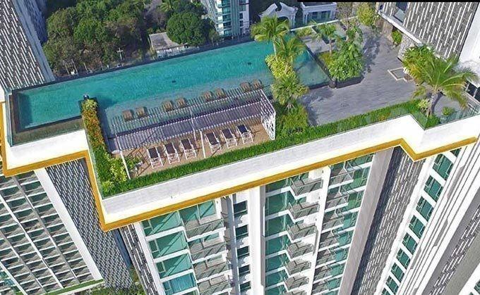 泰国芭提雅海边高端建设中的公寓Riviera Monaco,编号46754