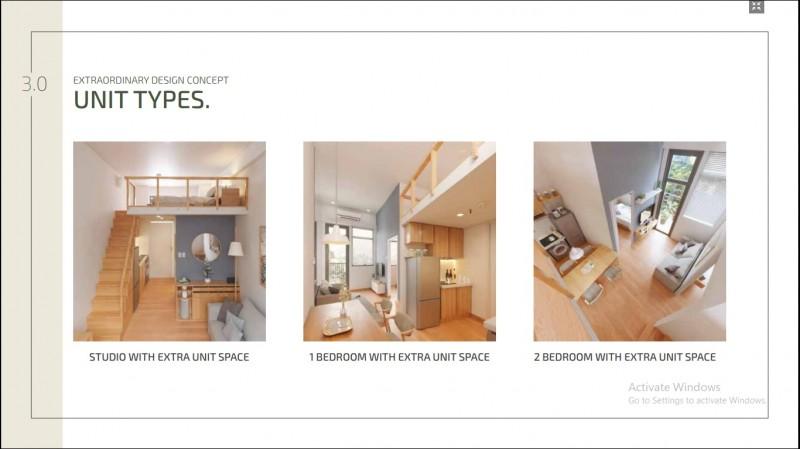 出售菲律宾公寓项目: My Enso Loft 单房,编号46859