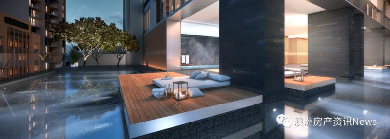 【悉尼·绿地中心】缔造顶级地标住宅,开发商最后一批户型放出