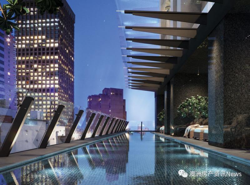 【悉尼·绿地中心】缔造顶级地标住宅,开发商最后一批户型放出,编号46874