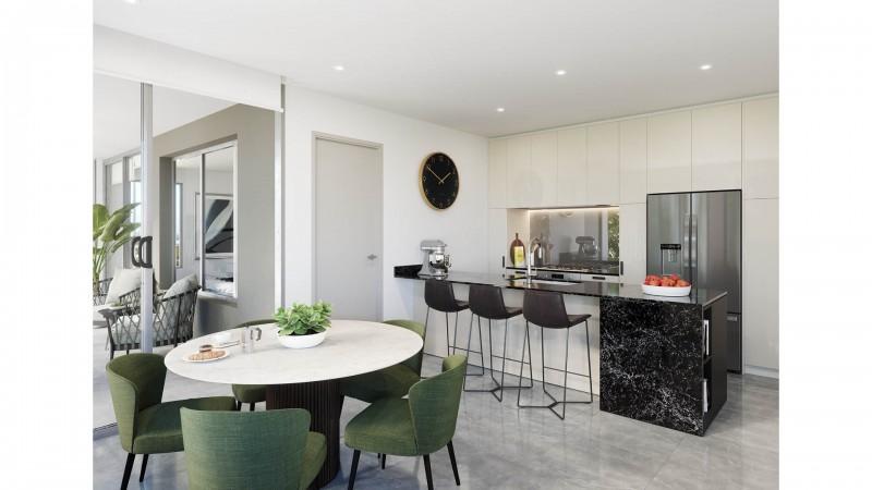澳洲最大开发商呈现近悉尼机场精品公寓楼花