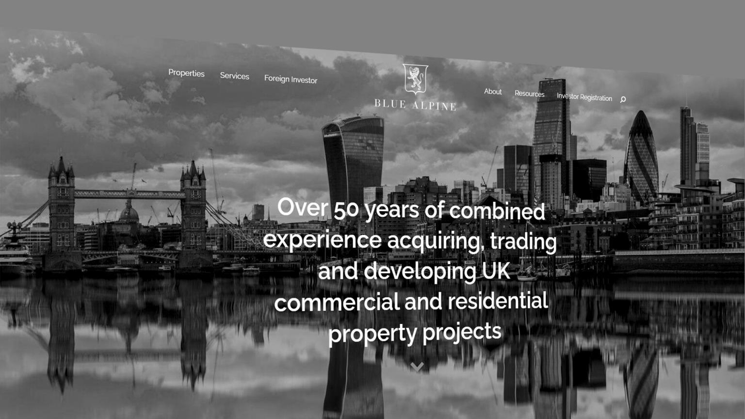 【英国房产新闻】蓝阿尔卑斯山的增长继续与理查德摩根MRICS加入团队