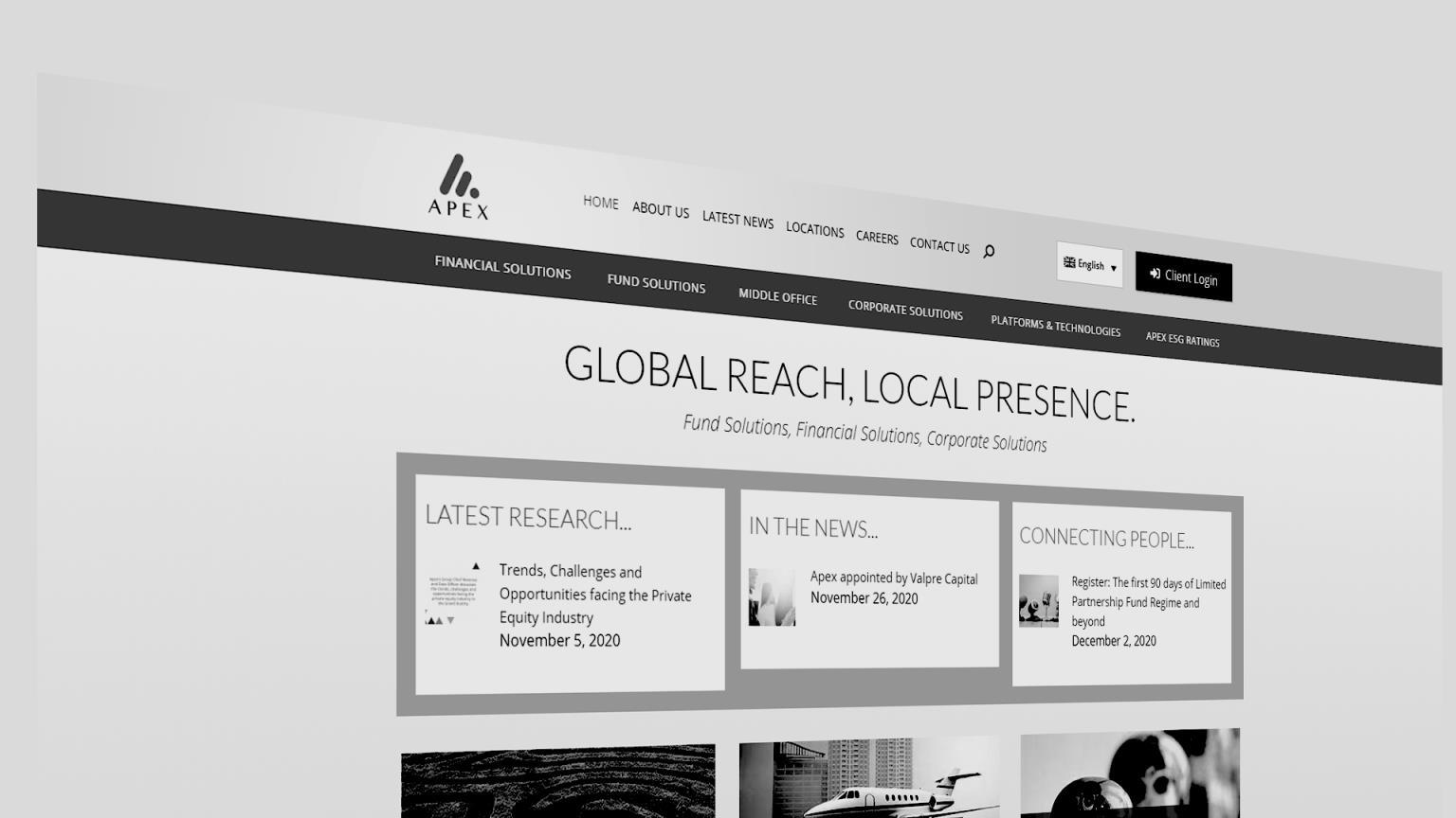【英国房产新闻】Apex集团由房地产投资商Valpre Capital指定