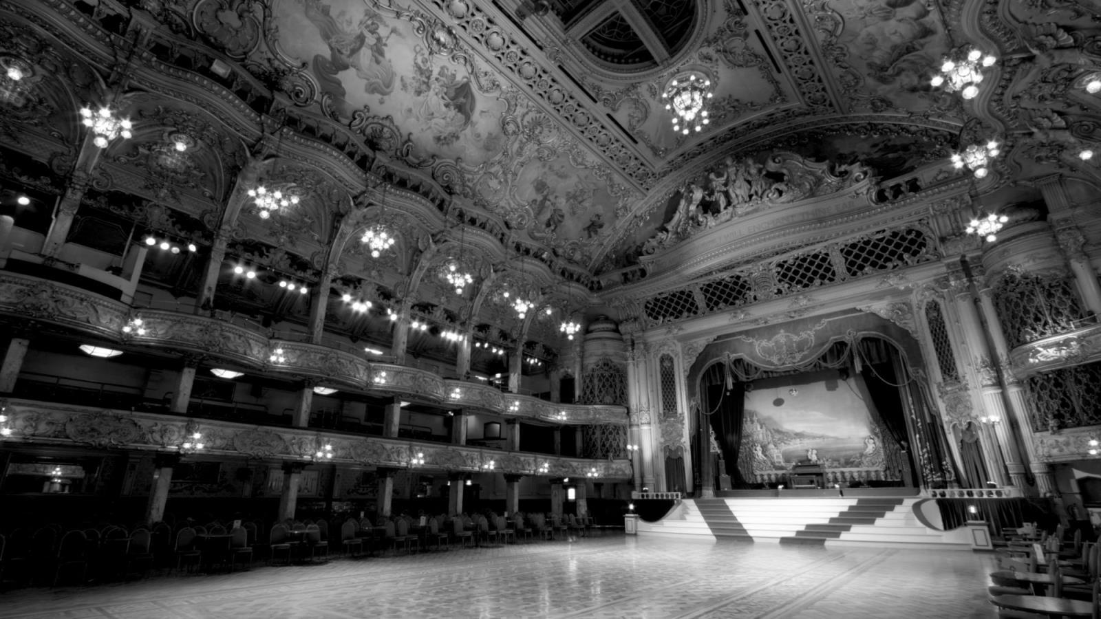 【英国房产新闻】文化复兴基金将使布莱克浦塔舞厅恢复昔日的辉煌