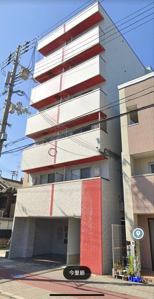 【卖主直售】大阪市内1栋,s造共6层,共15户,6.04%!