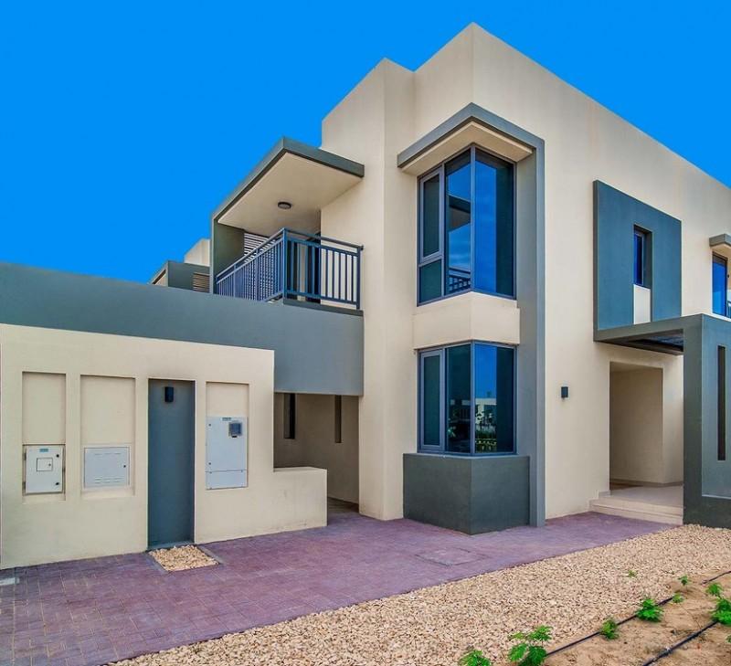 迪拜房产:伊玛尔迪拜山庄,学区房,现房,独栋别墅+联排别墅