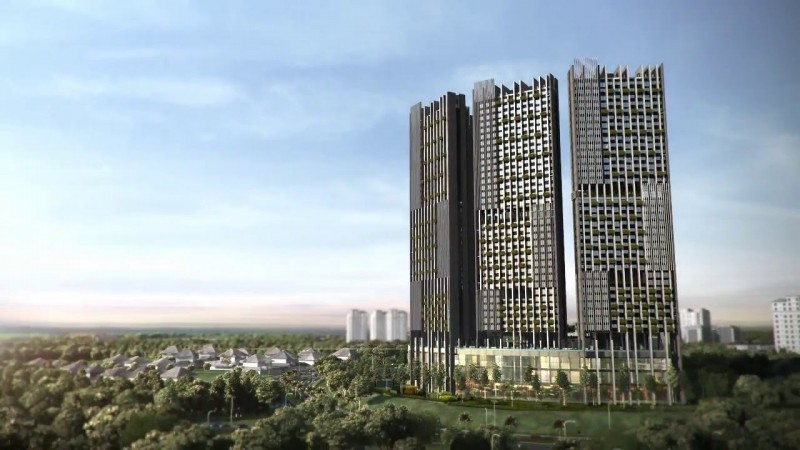 【LUMI Tropicana】马来西亚高级公寓(现房)