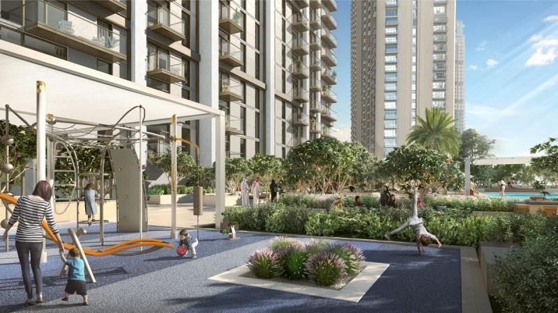 Burj Crown皇冠名邸迪拜市中心最后入场的高性价比项目,编号47045