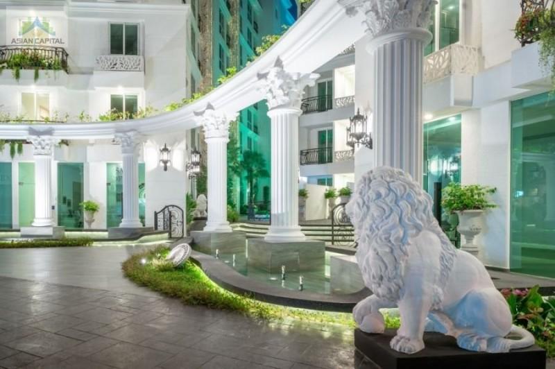 泰国芭提雅市中心现房公寓 奥林巴斯花园,编号46707