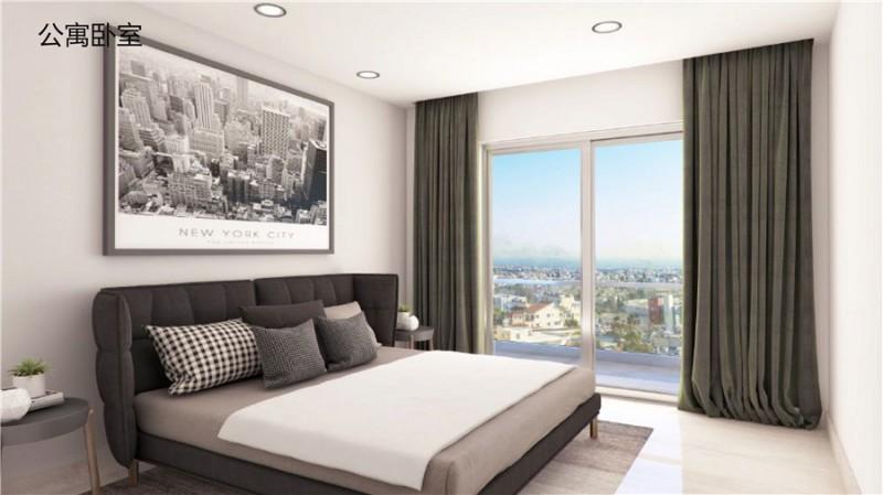 帕福斯房产:迪奥尼西亚豪华公寓,编号47163