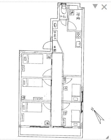 东京海外繁华地区投资公寓高回报,编号47173