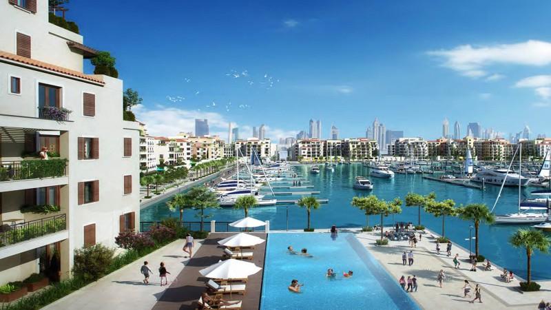 迪拜房产,迪拜国企开发商:美拉斯Meraas房产一览