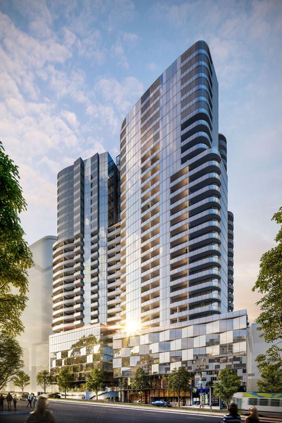 【尚澳置业】墨尔本·公寓Panorama 白马御景