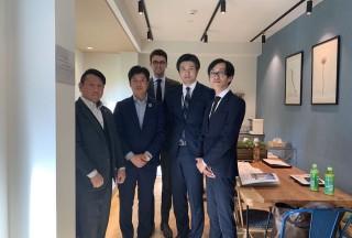 JAB社长会见OYO酒店管理公司代表团
