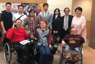JAB参与香港复康力量的新书发布分享会