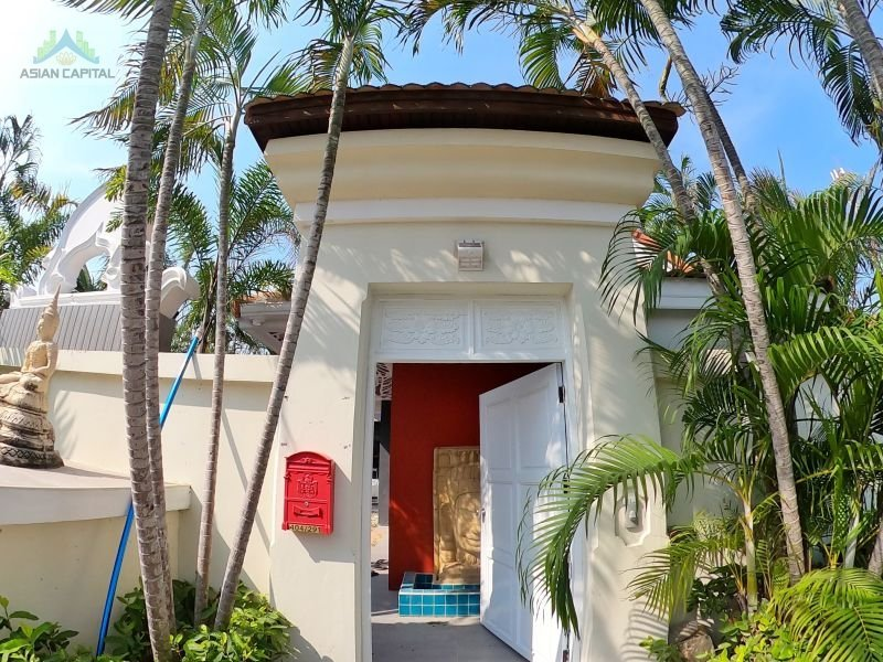 泰国芭提雅中天海滩核心地区别墅区大量房源ViewTalay,编号47273