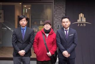 香港歌星Joe Junior到日本体验JA酒店公寓