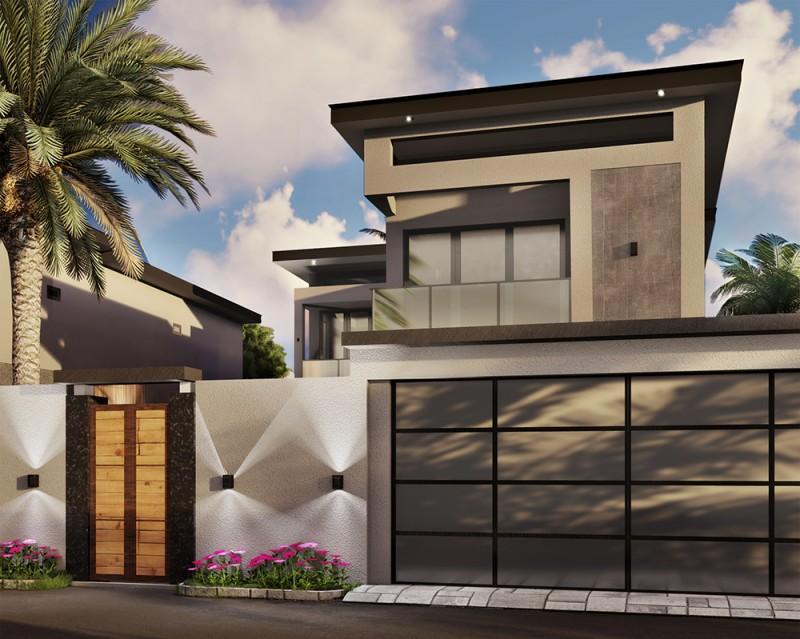 泰国芭提雅新建投资日租项目中天宁静别墅Serenity