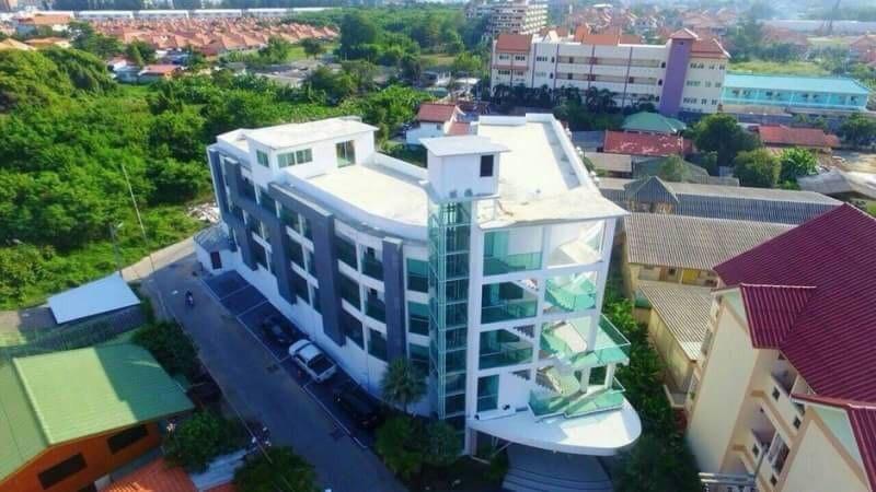 在芭堤雅市中心南部出售CozyResort度假酒店,编号47359