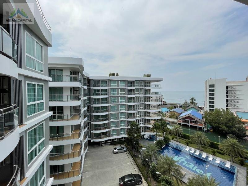 泰国芭提雅现房游艇码头海景公寓 Whale Marina,编号47422