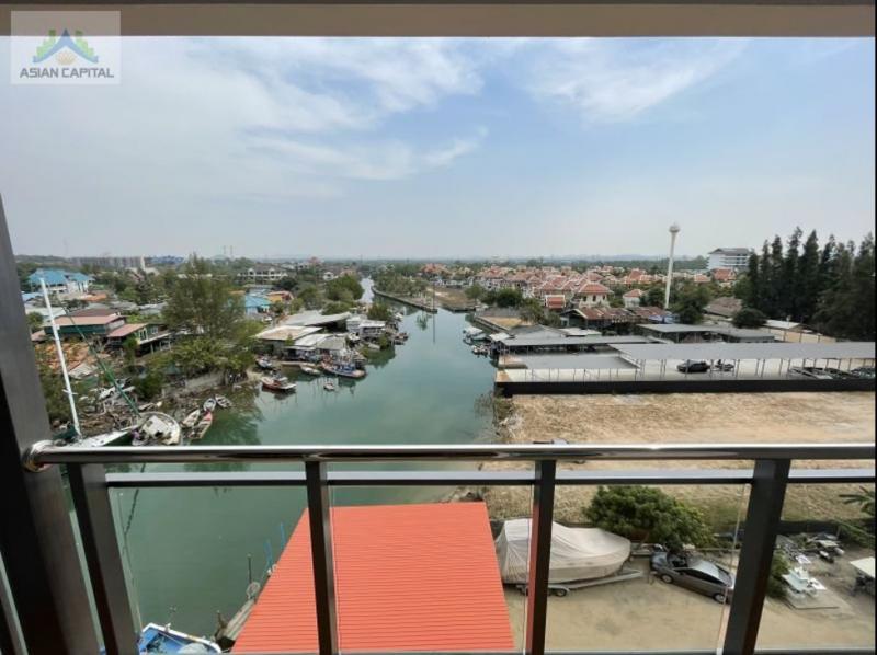泰国芭提雅现房游艇码头公寓特价送摩托艇,编号47424